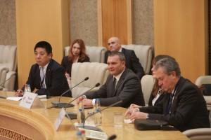 Moreno Bordoni a Minsk