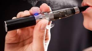 Sigaretta elettronica (foto tratta dal web)