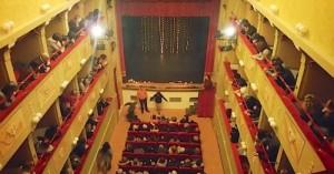 Il teatro Angel Dal Foco di Pergola