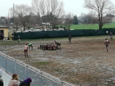 Paspa nel fango