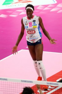 Paola Egonu, la regina della Coppa Italia (Foto Rubin/LVF)