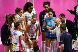 Dopo la conquista della Coppa Italia, Novara sorride anche in campionato (Foto Rubin/LVF)