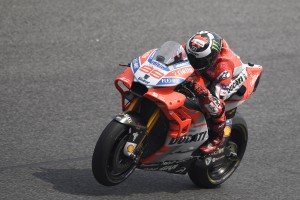 Jorge Lorenzo (foto Ducati)