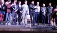 Ludeo, Pantaleo, Gaudino e il resto del cast