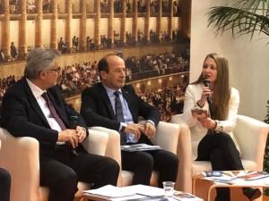 Renato Claudio Minardi, Amerigo Varotti e Romina Rossi