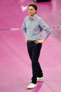 Matteo Bertini, un allenatore eccellente per la pallavolo italiana (Foto Rubin/LVF)