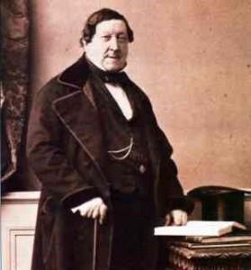 Gioachino Rossini 1