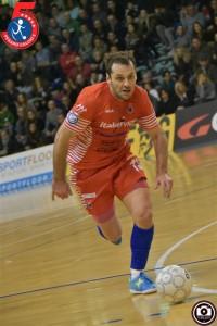 Felipe Manfroi dell'Italservice Pesaro