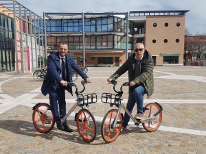 ricci bike sharing