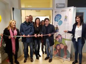 L'inaugurazione del Centro per Famiglie di via Petrarca a metà marzo