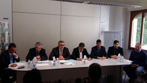 Conferenza stampa DIFESA COSTA