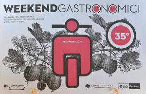 libretto weekend gastronomici