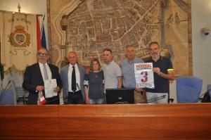 La presentazione del Memorial Matteo Ghiselli