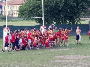 Pesaro Rugby in festa