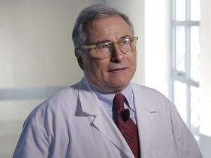 Il professor Sandro Mattioli
