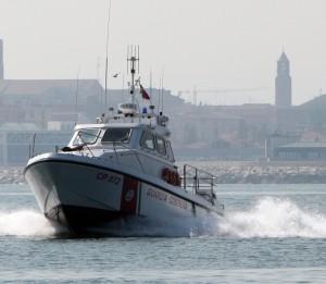 M/V CP 872, la moto d'acqua della Nemo salvataggio della Guardia costiera Capitaneria di porto