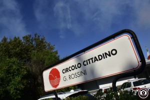 Il Circolo Cittadino G. Rossini (Foto Filippo Baioni)