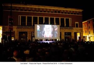 Una proiezione alla 54^ Mostra del Cinema (Foto Chiara Schiaratura)