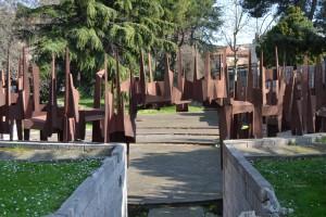 Il Monumento alla Resistenza