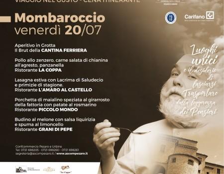 CONFCOMMERCIO isapori borgo social MOMBAROCCIO 2018-02