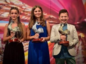 I vincitori della passata edizione