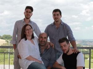 Cianni Tartufi famiglia