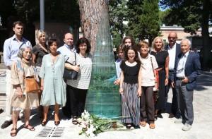 La famiglia di Alberto Zedda (Foto Amati Bacciardi)
