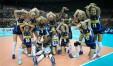 Le magnifiche azzurre ricordano che sono 9 vittorie in altrettante partite (Foto Fivb)