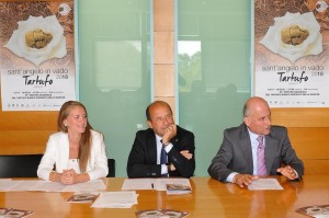 Romina Rossi, Amerigo Varotti e Giannalberto Luzi