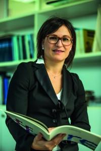 Alice Andreoni, assessore ai Servizi sociali del Comune di Mondolfo