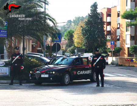 Cocaina sequestrata carabinieri 00003 pusher spacciatore