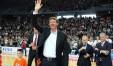 Walter Magnifico saluta l'Adriatic Arena