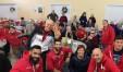Pesaro Rugby in visita a Santa Colomba