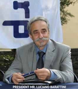 Luciano Barattini, protavoce nazionale Cna-Fita