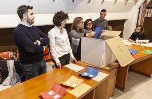 Votazioni Consiglio provinciale, iniziato lo spoglio delle schede elettorali