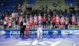 L'Italservice premiata a Faenza per il secondo posto in Coppa Italia
