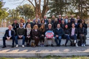 I candidati della lista Forza Pesaro!