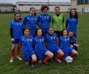 Vis Pesaro Calcio Femminile u12