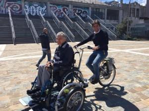 Andrea Biancani e Massimo Domenicucci