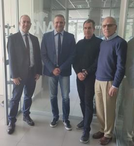 Enrico Franzi (Fuoricentro), Moreno Bordoni (Cna), Nicola Gianelli (Fuoricentro), Domenico Antonio Mezzino (Fuoricentro)