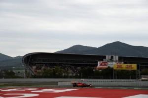 Sempre più lontana la Ferrari
