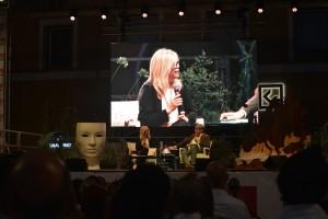 Rita Dalla Chiesa a Passaggi Festival nella serata di martedì