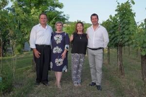 La famiglia Bucchini