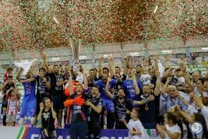 Il trionfo dell'Italservice Pesaro