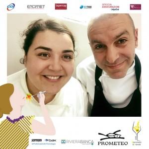 Giulia Brandi e Roberto Dormicchi