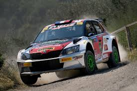 I francesi Consani - De La Haye, vincitoi del 47° San Marino Rally