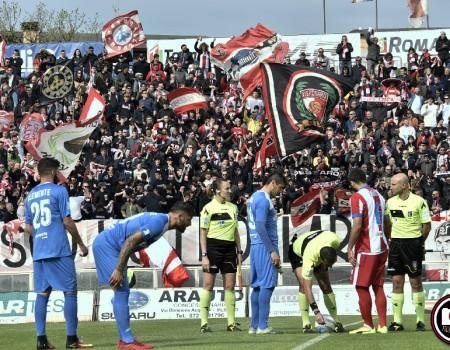 Vis Pesaro e Fano ancora contro nel girone B di Serie C