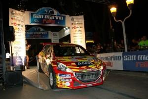 L'undici volte scudettato Andreucci, terzo assoluto al via di Riccione