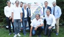 Presentazione Rideoncolors i promotori con Paolo Simoncelli Moto GP ph_Corrado Calvo