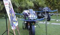 Presentazione Rideoncolors la moto di Valentino Rossi ph_Corrado Calvo